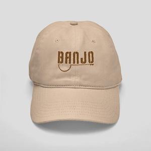 Retro Banjo Cap