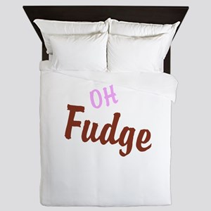 Oh Fudge Queen Duvet