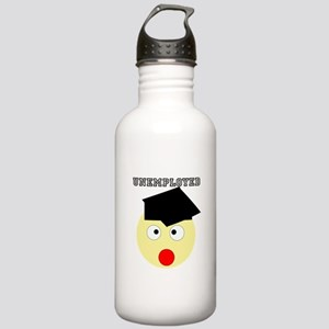 Unemployed Graduate Stainless Water Bottle 1.0L
