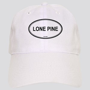 Lone Pine oval Cap