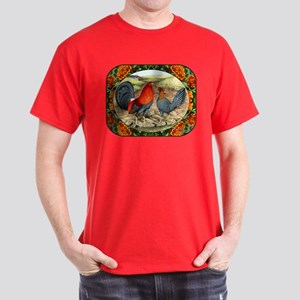 Beautiful Game Fowl Dark T-Shirt
