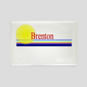 Brenton Rectangle Magnet