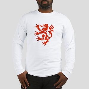 Scotland Lion Long Sleeve T-Shirt