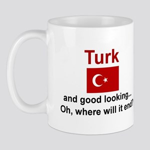 Good Looking Turk Mug