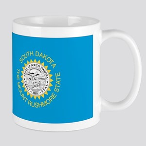South Dakota State Flag Mug