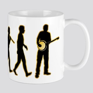 Banjo Player Mug
