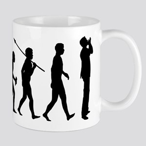 Harmonica Player Mug