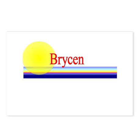 Brycen Postcards (Package of 8)