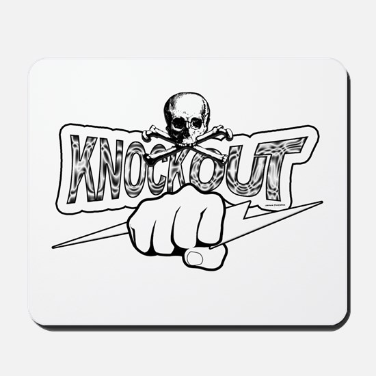 Knockout Fighter 2 Mousepad