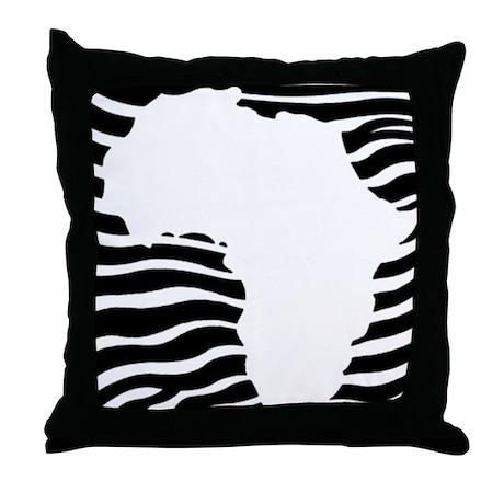 Motherland Throw Pillow
