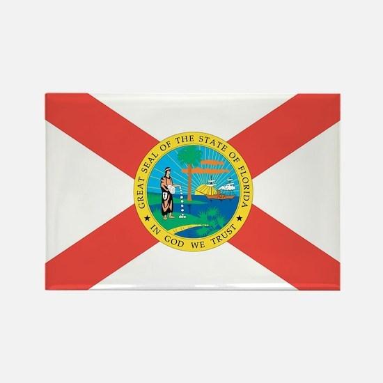 Florida State Flag Rectangle Magnet