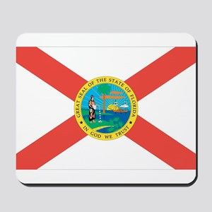 Florida State Flag Mousepad