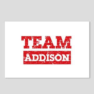 Team Addison Postcards (Package of 8)