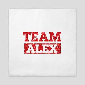 Team Alex Queen Duvet