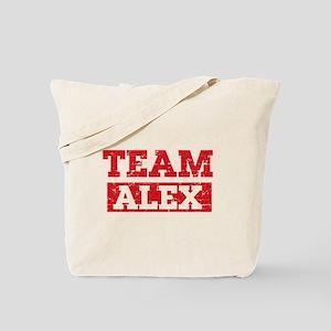 Team Alex Tote Bag