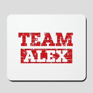 Team Alex Mousepad
