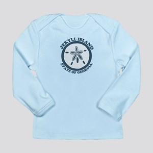 Jekyll Island GA - Sand Dollar Design. Long Sleeve