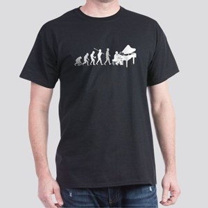 Pianist Dark T-Shirt