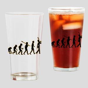 Trumpet Player Drinking Glass