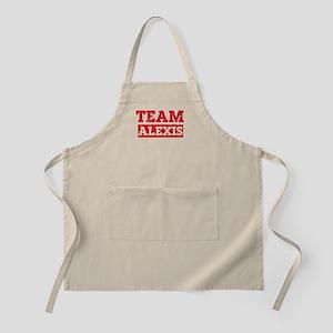 Team Alexis Apron