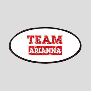 Team Arianna Patches