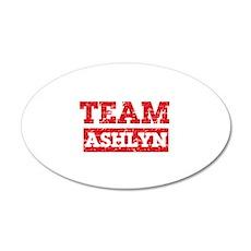 Team Ashlyn Wall Decal