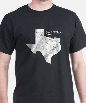 Fort Bliss, Texas. Vintage T-Shirt