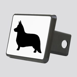 Cardigan Corgi Rectangular Hitch Cover