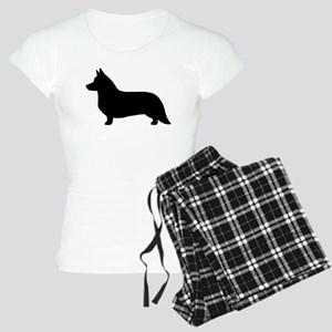 Cardigan Corgi Women's Light Pajamas