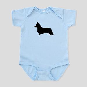 Cardigan Corgi Infant Bodysuit