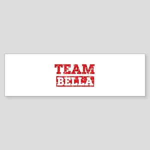 Team Bella Sticker (Bumper)