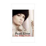 Pearl Lover Sticker (Rectangle 50 pk)