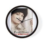 Pearl Lover Wall Clock