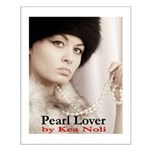 Pearl Lover Small Poster
