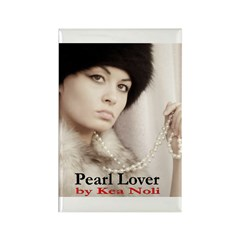 Pearl Lover Rectangle Magnet (100 pack)