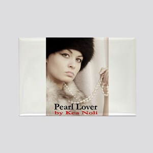 Pearl Lover Rectangle Magnet