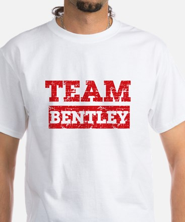 Team Bentley White T-Shirt