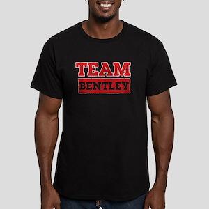 Team Bentley Men's Fitted T-Shirt (dark)