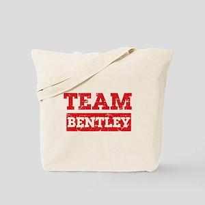 Team Bentley Tote Bag