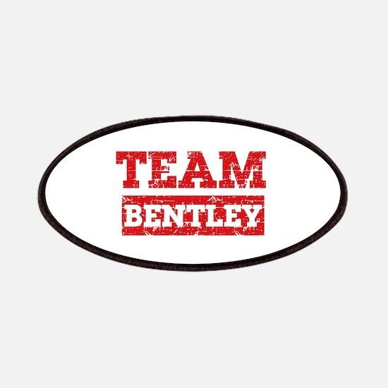 Team Bentley Patches