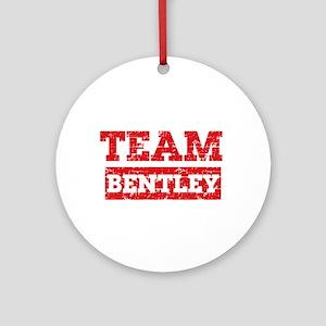 Team Bentley Ornament (Round)