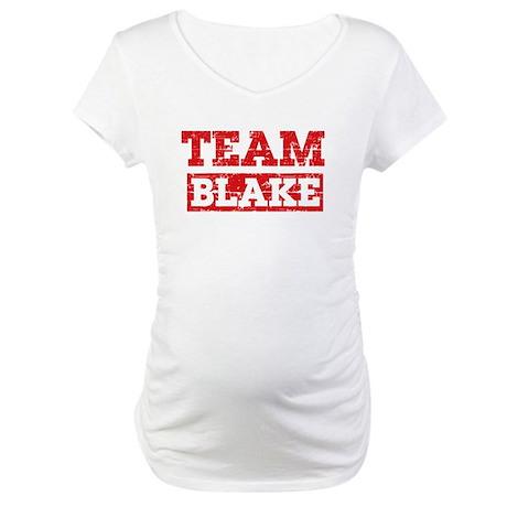 Team Blake Maternity T-Shirt