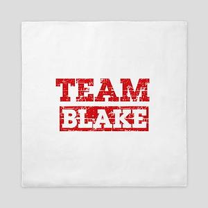 Team Blake Queen Duvet