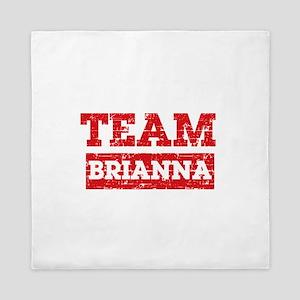 Team Brianna Queen Duvet