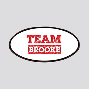 Team Brooke Patches