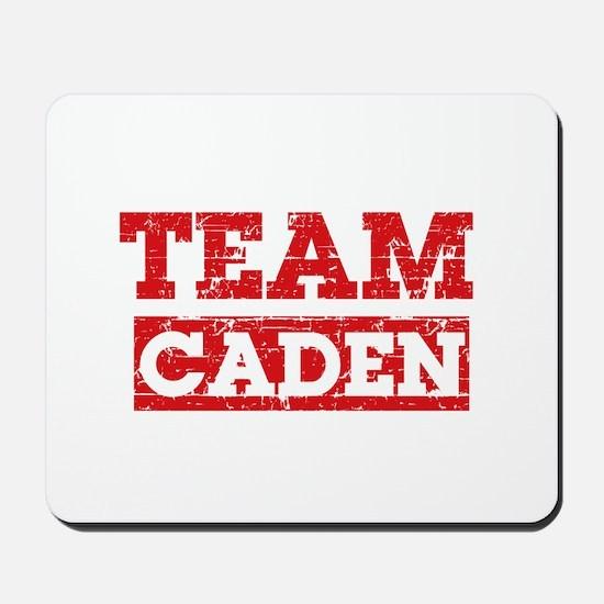 Team Caden Mousepad