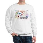 Tanaka Pin-up Poster Sweatshirt