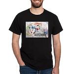 Tanaka Pin-up Poster Dark T-Shirt