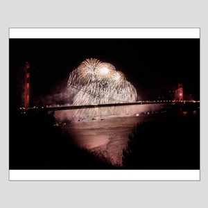 Fireworks - 75th Anniversary of the Golden Gate Br