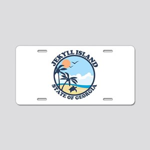 Jekyll Island GA - Sand Dollar Design. Aluminum Li
